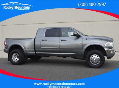 Used 2013 Ram 3500 Mega Cab for sale