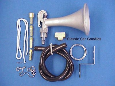 Sell Horn Kit Wolf Whistle Hot Street Rod Rat Cruiser Chicks motorcycle in Aurora, Colorado, US, for US $59.99