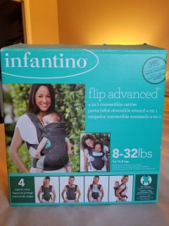 Infantino 4 in1 Baby Carrier