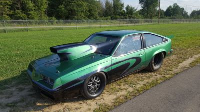 Olds Firenza square tube chassis car