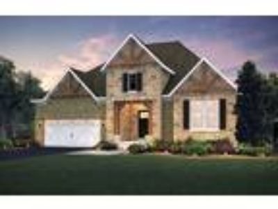 The Belfort by Pulte Homes: Plan to be Built