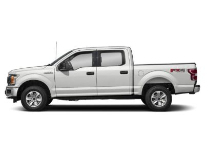 2019 Ford F-150 4WD SuperCrew Box (Oxford White)