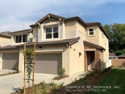 Brand New Attached Single Family Residence in Gated Enclave of The Harris Farm Community in Riverside
