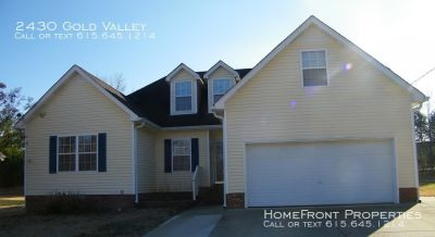 Four Bedroom in Established Murfreesboro Neighborhood