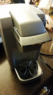 Silver Keurig Single Cup Coffee Maker