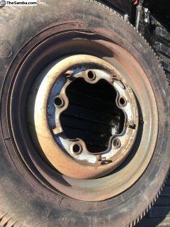 original paint smoothie spare continental tire