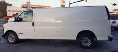1999 Chevrolet G2500 Vans