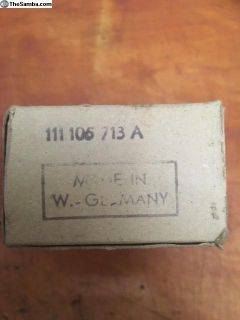 NOS Rod Bearing Set (111 105 713 A) German