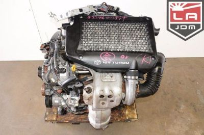 Find JDM 04-07 TOYOTA CALDINA CELICA MR2 5th GEN 2.0L TURBO 3SGTE ENGINE WIRING ECU motorcycle in Wilmington, California, United States, for US $1,350.00
