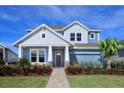 The Boswell by David Weekley Homes: Plan to be Built