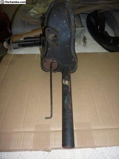 NOS German LMB 36HP Right side Heater Box