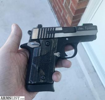 For Sale: Sig P938 Equinox (Discontinued and Rare in MA)
