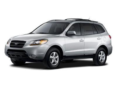 2008 Hyundai Santa Fe SE (Silver)