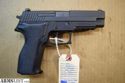 For Sale: Sig Sauer P226 .40sw with 2 Magazine, No Box $599.00