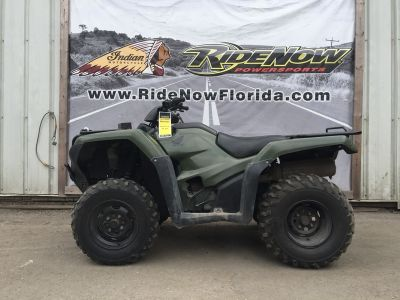 $6,466, 2014 Honda FourTrax Rancher 4x4 Power Steering