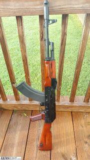 For Trade: Russian Saiga AK 103 (7.62x29)