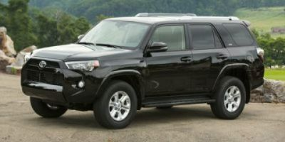 2016 Toyota 4Runner Limited (Midnight Black Metallic)