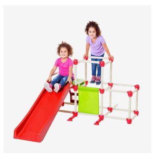 Brand New - Lil' Monkey Olympus Climber - Foldable Jungle Gym