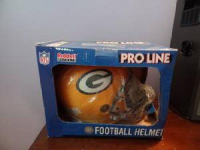 Greenbay Packers full size helmet