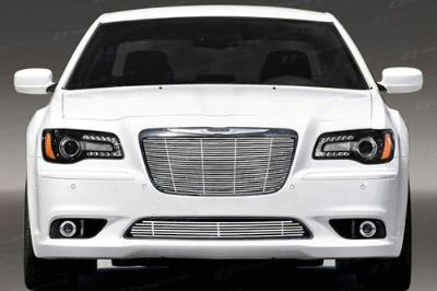 Purchase SES Trims TI-CG-240A/B 2011 Chrysler 300 Billet Grille Bar Grill Chromed motorcycle in Bowie, Maryland, US, for US $330.00