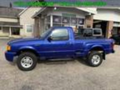 Used 2004 FORD RANGER For Sale
