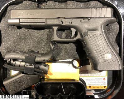 For Sale: Glock 34 Gen 4
