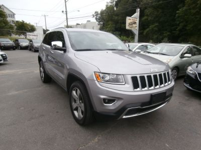 2016 Jeep Grand Cherokee 4WD 4dr Limited (Maximum Steel Metallic Clearcoat)