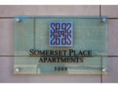 Somerset Place Apartments - SPA 2 BR