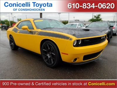 2017 Dodge Challenger T/A (Yellow Jacket Clearcoat)