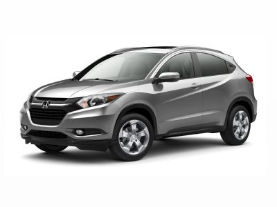 2016 Honda HR-V EX-L (Modern Steel Metallic)