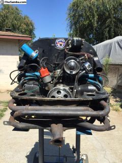 1300cc Engine 1967 Motor