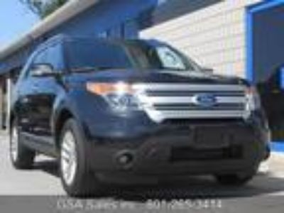 Used 2015 FORD EXPLORER XLT For Sale