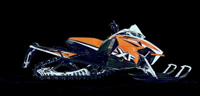"2016 Arctic Cat XF 8000 141"" High Country Snowmobile -Trail Edgerton, WI"