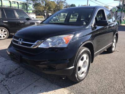 2010 Honda CR-V LX (Crystal Black Pearl)