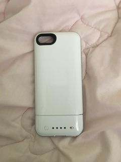 Mophie iphone 5/5s charging case