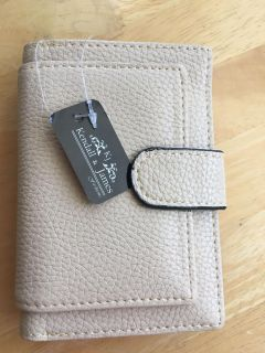 New Kendall & James Wallet