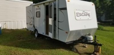 2012 travel trailer