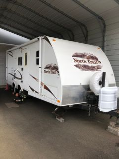 2010 Heartland North Trail 21FBS