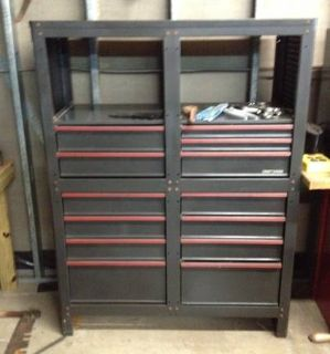TRADE FOR TRAILERCraftsman 13 drawer toolbox
