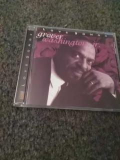 Grover Washington CD