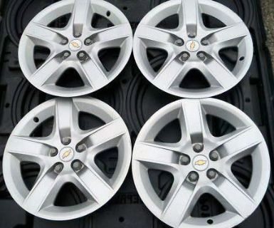 "Purchase A SET OF 17"" CHEVY MALIBU 2008 - 2012 HUB CAPS WHEEL COVERS RIM COVERS 570-3276 motorcycle in Houston, Texas, United States, for US $48.99"
