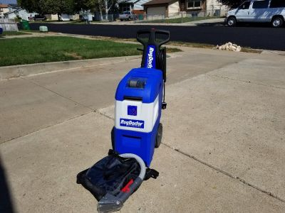 Commercial Rug Doctor Carpet Cleaner