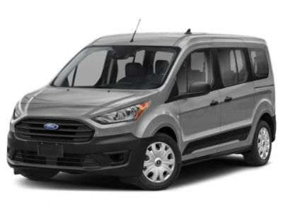 2019 Ford TRAN CONN XLT FWD (White)