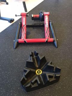Travel Trac Comp Fluid Trainer : Bicycle Trainers