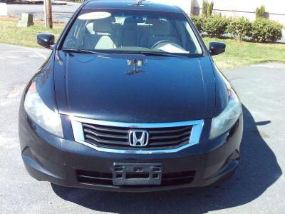 2008 Honda Accord LX (Black)