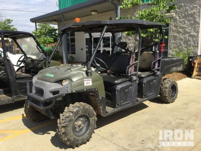 2014 Polaris Ranger Crew 800 4x4 Utility Vehicle