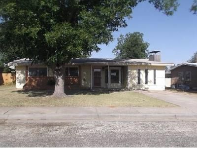 3 Bed 2 Bath Foreclosure Property in Andrews, TX 79714 - SW 12th St