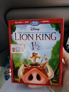 Lion king 1 1/2 and lion king 2