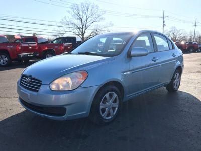 2007 Hyundai Accent GLS (Baby Blue)