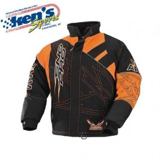 Find ARCTIC CAT Women's Orange SNO PRO PREMIUM Snowmobile Jacket 5240-35_ motorcycle in Kaukauna, Wisconsin, United States, for US $129.99